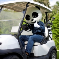 IPanda On Golftour